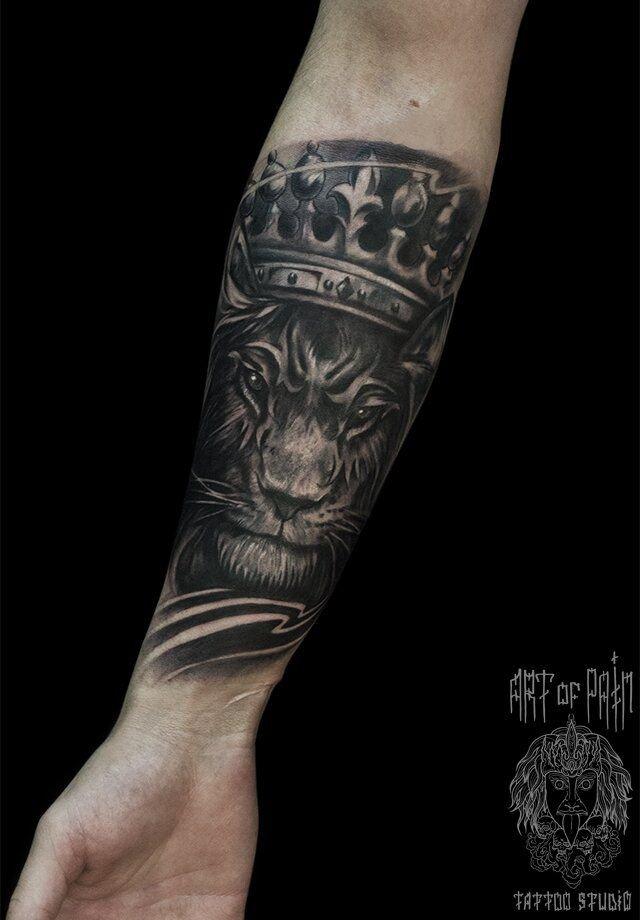 Значение татуировки тигр 19