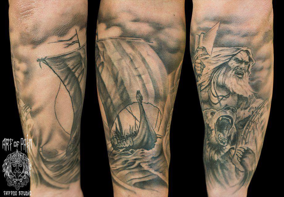 славянские татуировки картинки