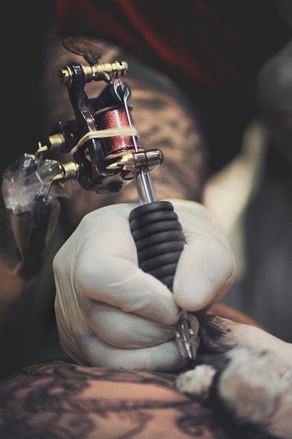 Татуировки на ступне, фото тату на стопе