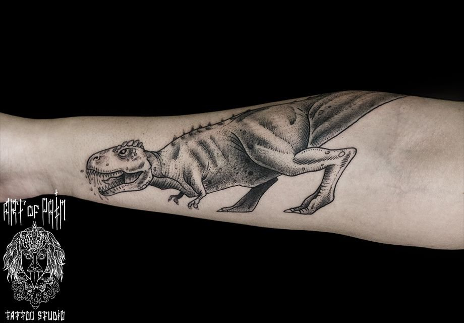 Картинки по запросу Значение тату динозавр