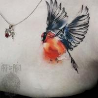 модные тату 2018: фото