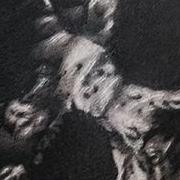 Татуировка мужская хорор на плече череп