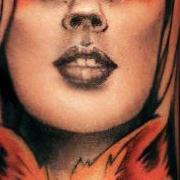 Татуировка женская реализм на предплечье лиса