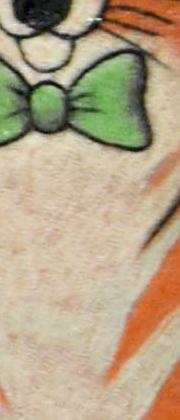 Татуировка женская акварель на предплечье лиса в очках