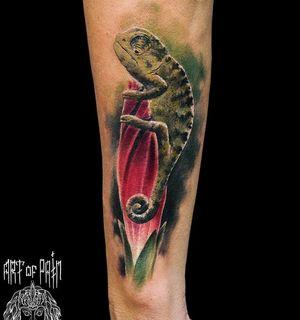 Татуировки рептилий