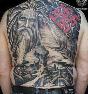 Мифические татуировки