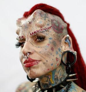 Какие существуют бодимодификации кроме пирсинга и тату