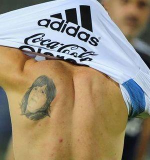 Татуировки Leo Messi