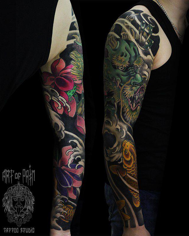 татуировки цены спб